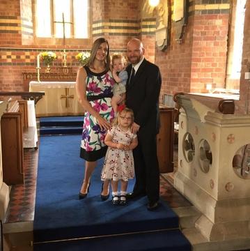 Recent christening